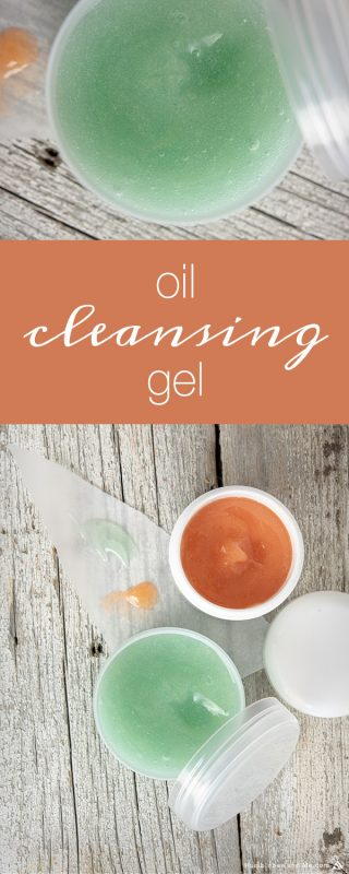 Oil Cleansing Gel