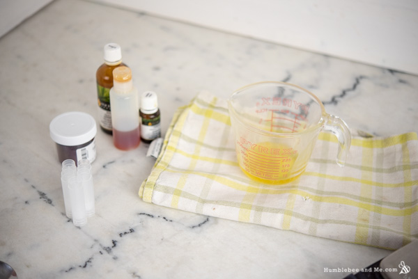 How to Make Sugar Plum Lip Balm