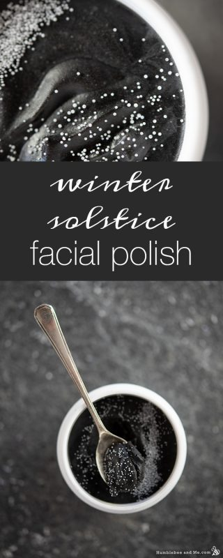 Winter Solstice Facial Polish