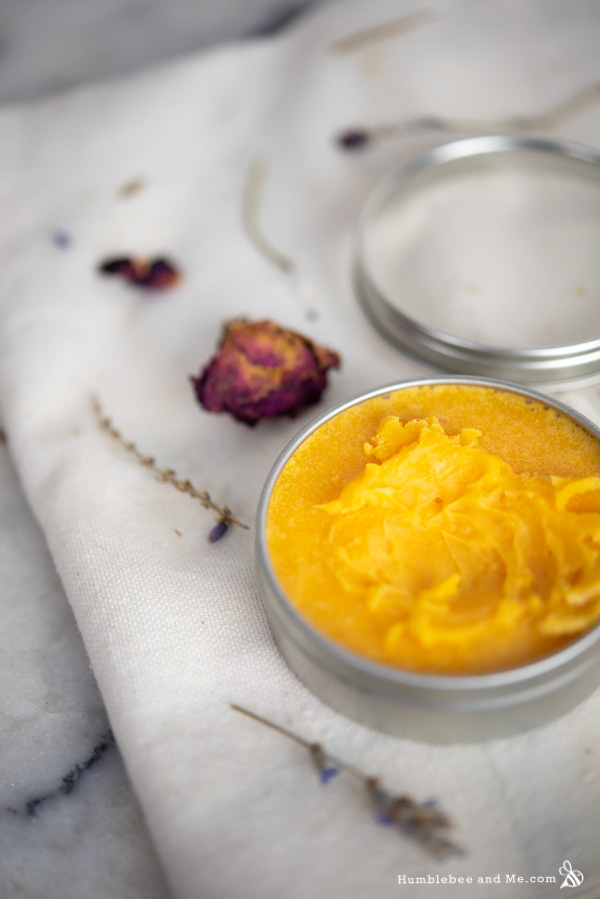Mango Mango Body Butter