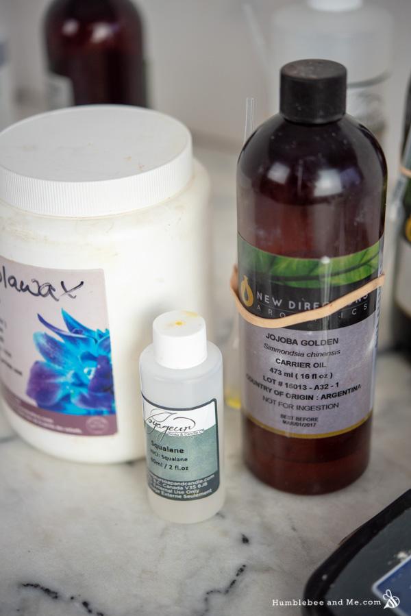 How to Make Rose Aloe Body Cream