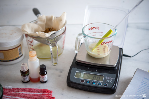 How to Make Soothing Cleansing Balm