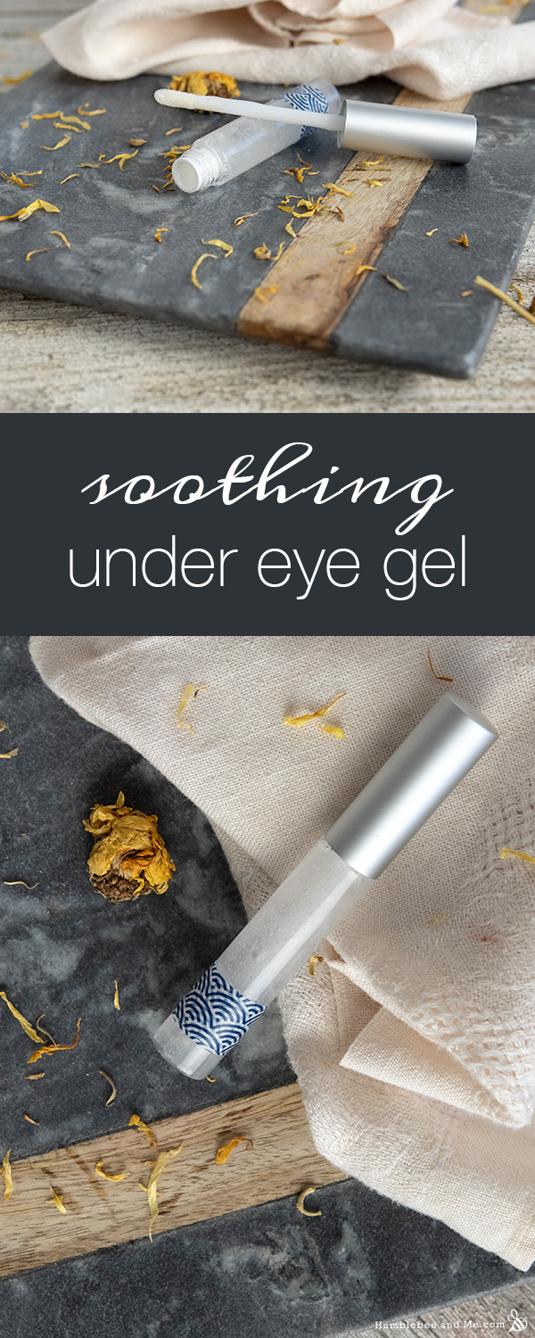 How to Make a Soothing Eye Gel