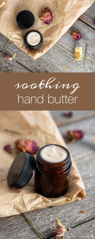 Soothing Hand Butter