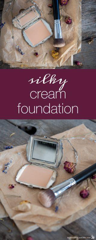Silky Cream Foundation