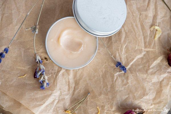 How to Make Pemberley Conditioning Body Butter