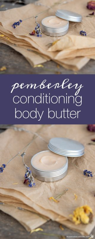Pemberley Conditioning Body Butter