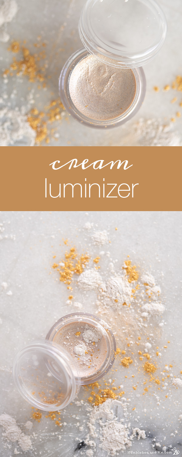 How to Make a DIY Cream Luminizer