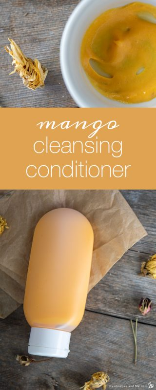 Mango Mango Cleansing Conditioner
