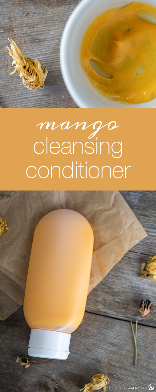 How to Make Mango Mango Cleansing Conditioner