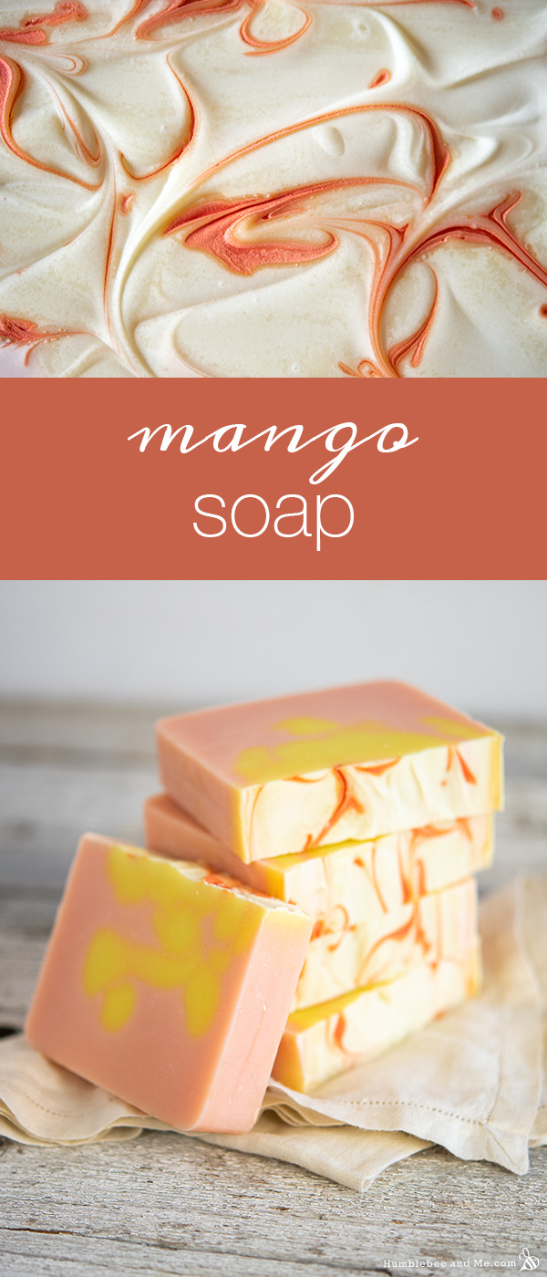 How to Make Mango Mango Soap