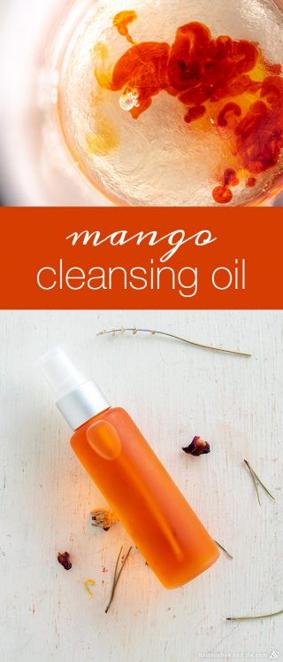 Mango Mango Cleansing Oil