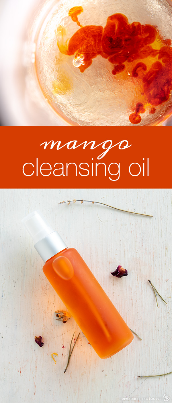 How to Make Mango Mango Cleansing Oil