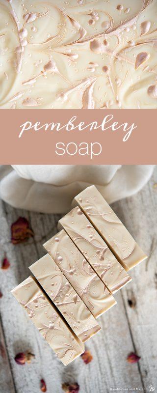 Pemberley Soap