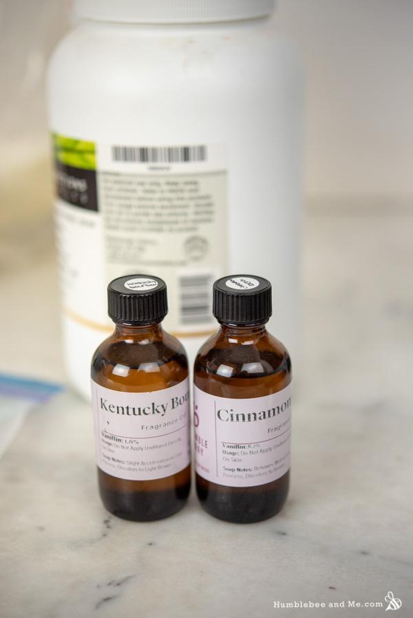 How to Make Chocolate Rhassoul Shampoo Bars