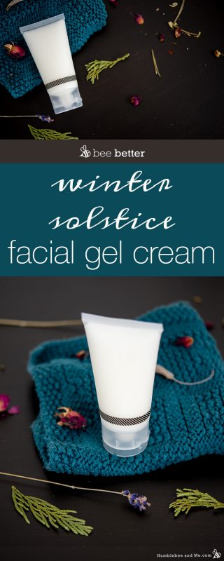 Winter Solstice Facial Gel Cream
