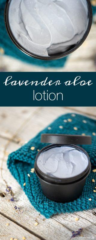 Lavender Aloe Lotion