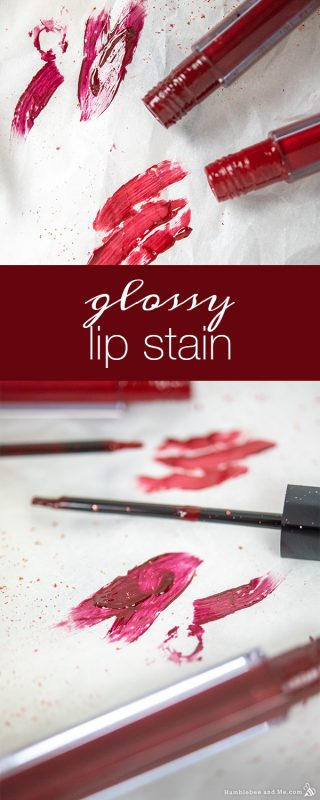 Glossy Lip Stain