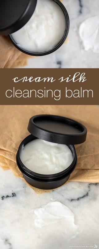Cream Silk Cleansing Balm