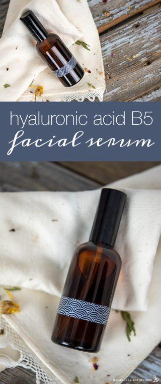 Hyaluronic Acid B5 Facial Serum
