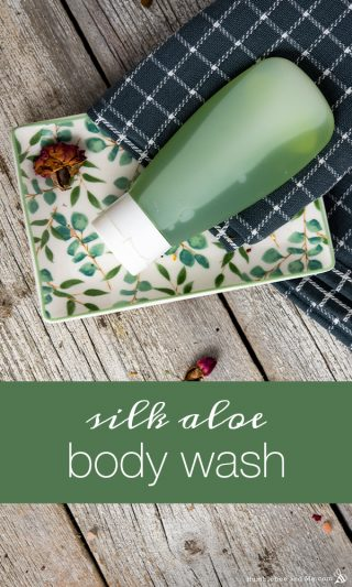 Silk Aloe Body Wash