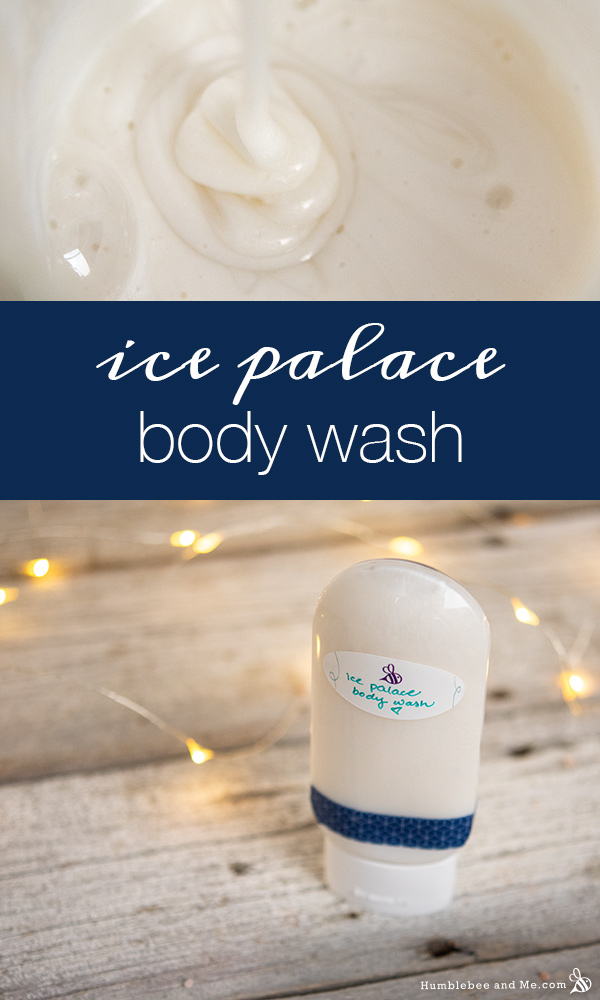 How to Make Ice Palace Body Wash