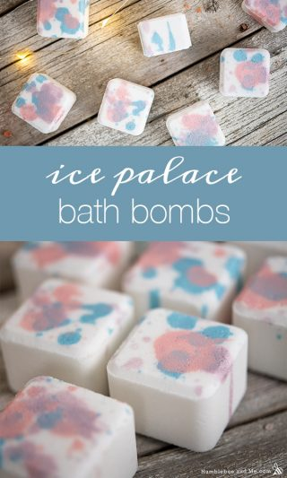 Ice Palace Bath Bombs