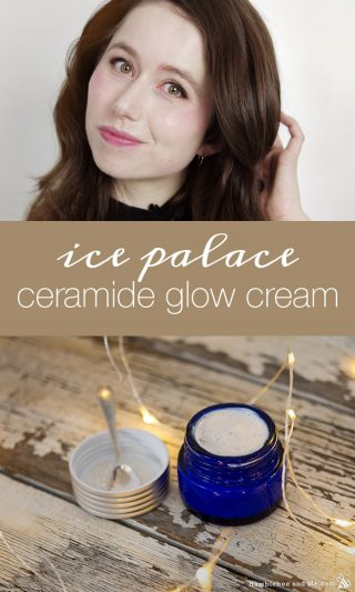 Ice Palace Ceramide Glow Gel Cream