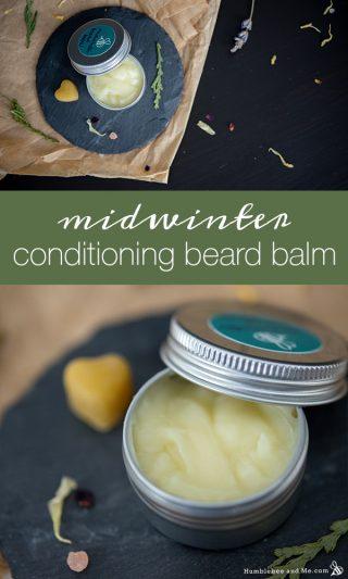 Midwinter Conditioning Beard Balm