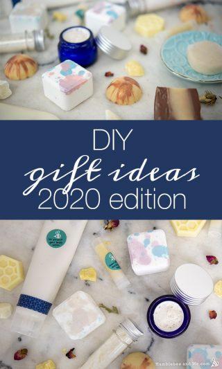 DIY Homemade Christmas Gift Ideas: 2020 Edition