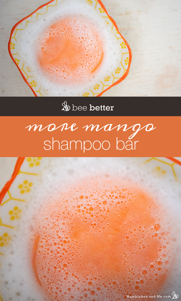 h2 More Mango Sulfate-Free Shampoo Bar
