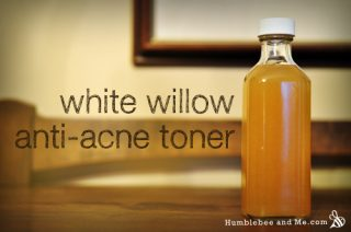 White Willow Bark Anti-Acne Toner