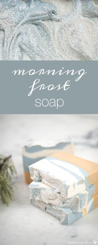 Morning Frost Soap