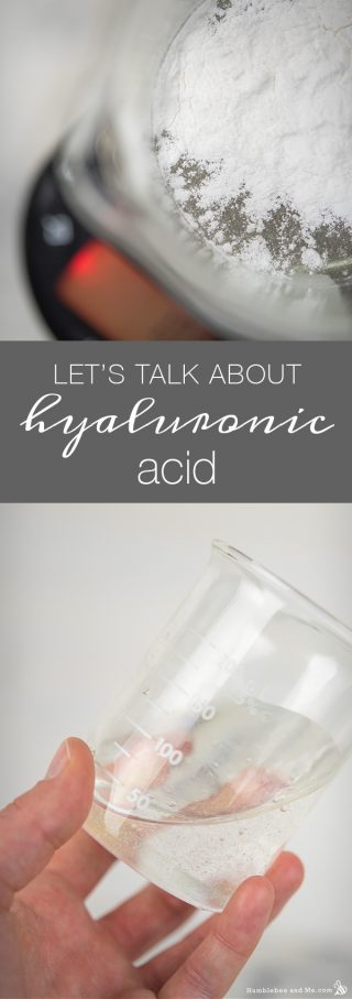 Let's Talk About Hyaluronic Acid