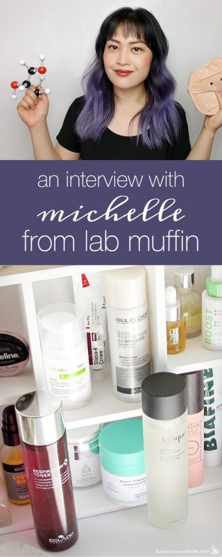 An Interview with Lab Muffin's Michelle