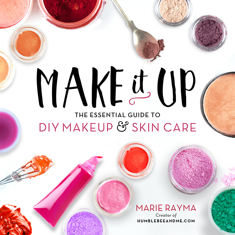 Make it Up book cover