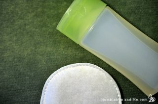 The Cheapest & Easiest Make-up Remover